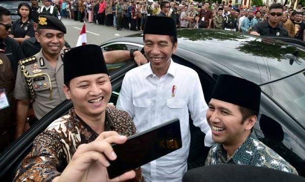 Terpilihnya Kembali Jokowi, Contoh Penerapan Demokrasi