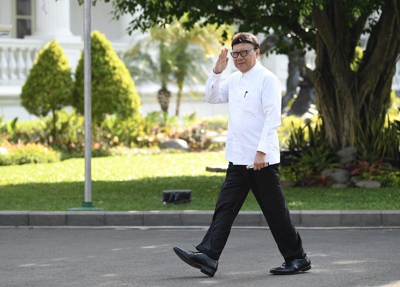 Susul Juliari, Tjahjo dan Yasonna Juga Dipanggil Presiden