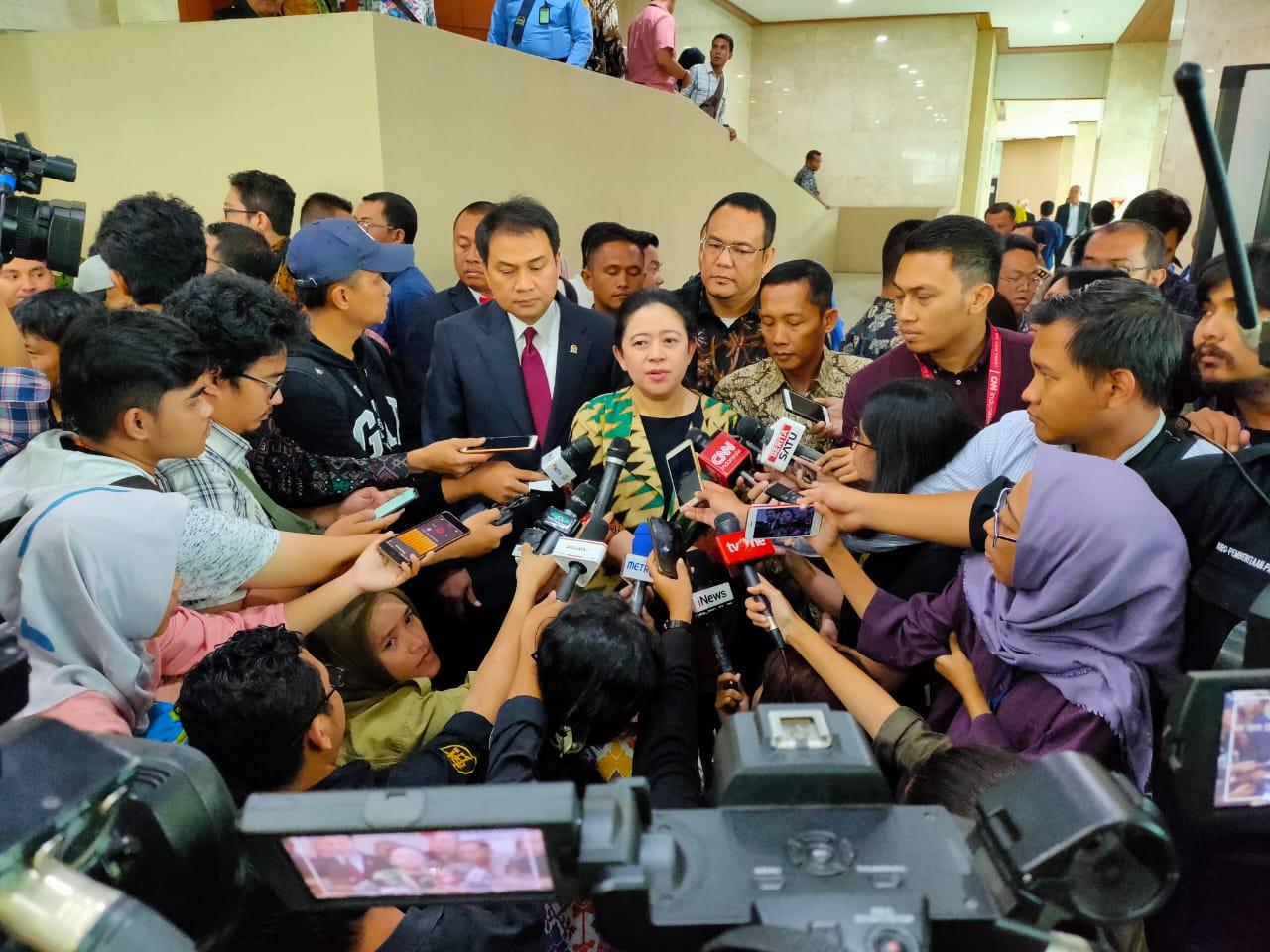 Sah! PDI Perjuangan Dominasi Komposisi AKD DPR