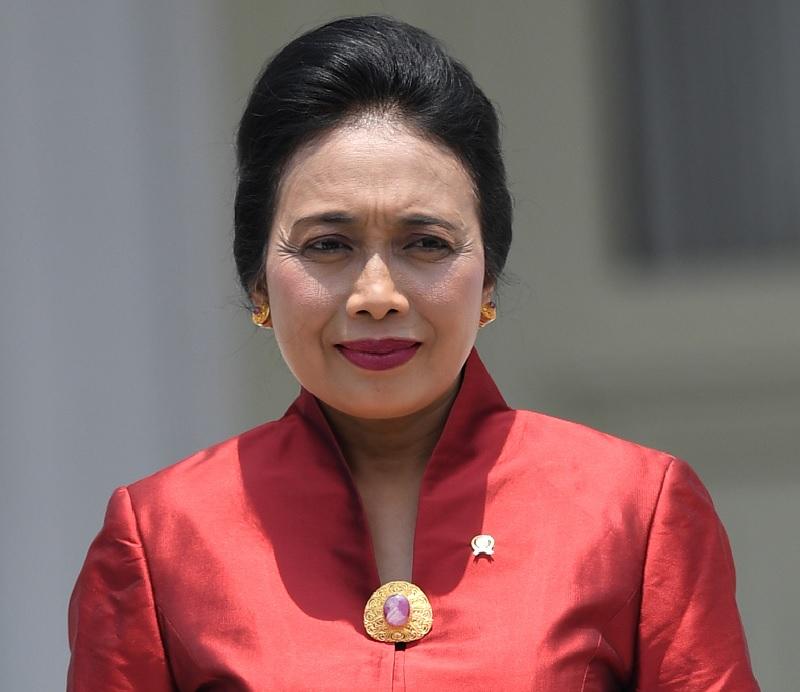 Ini Karir Menteri Perempuan Pertama dari Bali