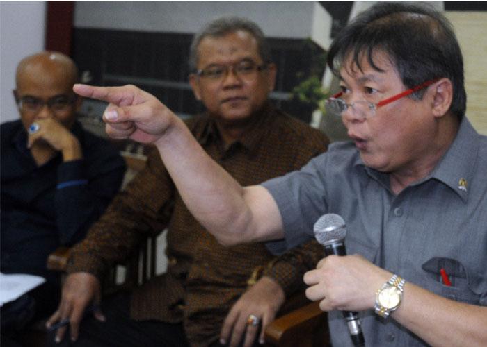 Projo Plin-plan, Hendrawan: Biar Rakyat Menilai