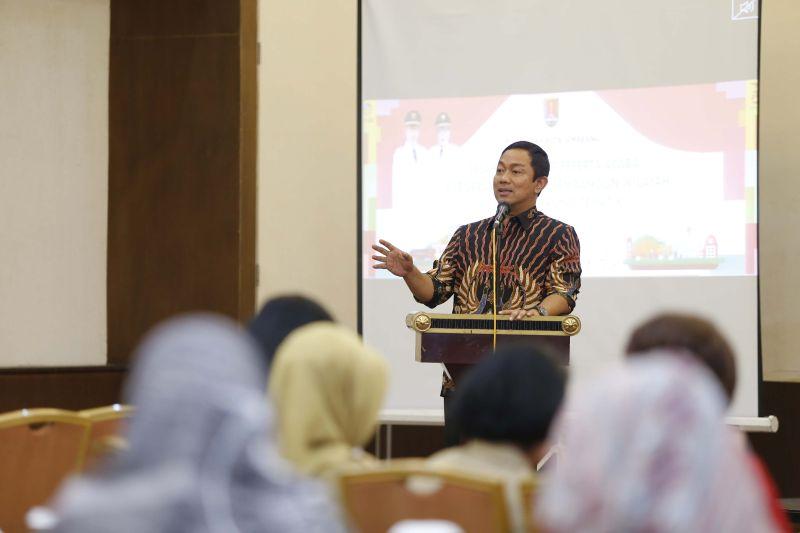 Hendi Terus Berupaya Berantas Stunting di Semarang