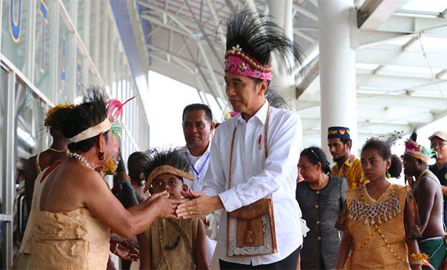 Presiden Janji Tindaklanjuti Pemekaran Provinsi di Papua