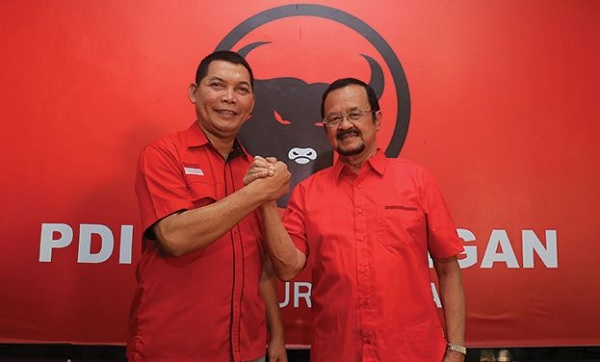 Rudy Ingatkan DPC Telah Memilih Achmad Purnomo-Teguh Prakosa