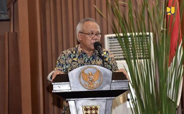 Menteri Basuki Minta Jajarannya Laksanakan Perintah Presiden