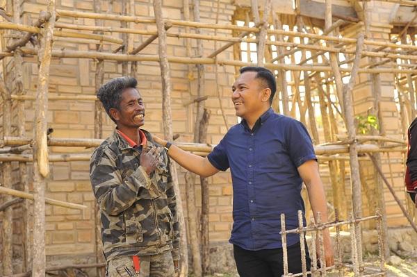 Ansy Lema Dorong Mitra Kerja Sektor Pangan & Kelautan NTT