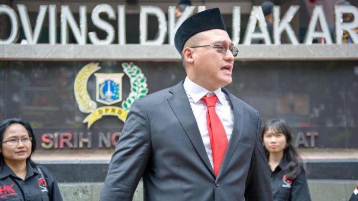 Kent Soroti Dana Proyek Revitalisasi Trotoar di Jakarta