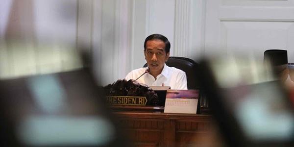 Jokowi Tegur Aparat Hukum Jangan Jadi Penghalang Investasi