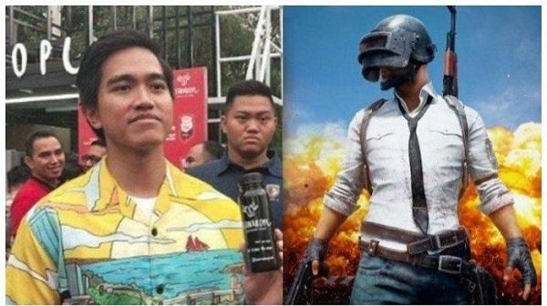 Kaesang Main Game Online Bareng Paspamres & Youtuber BangPen