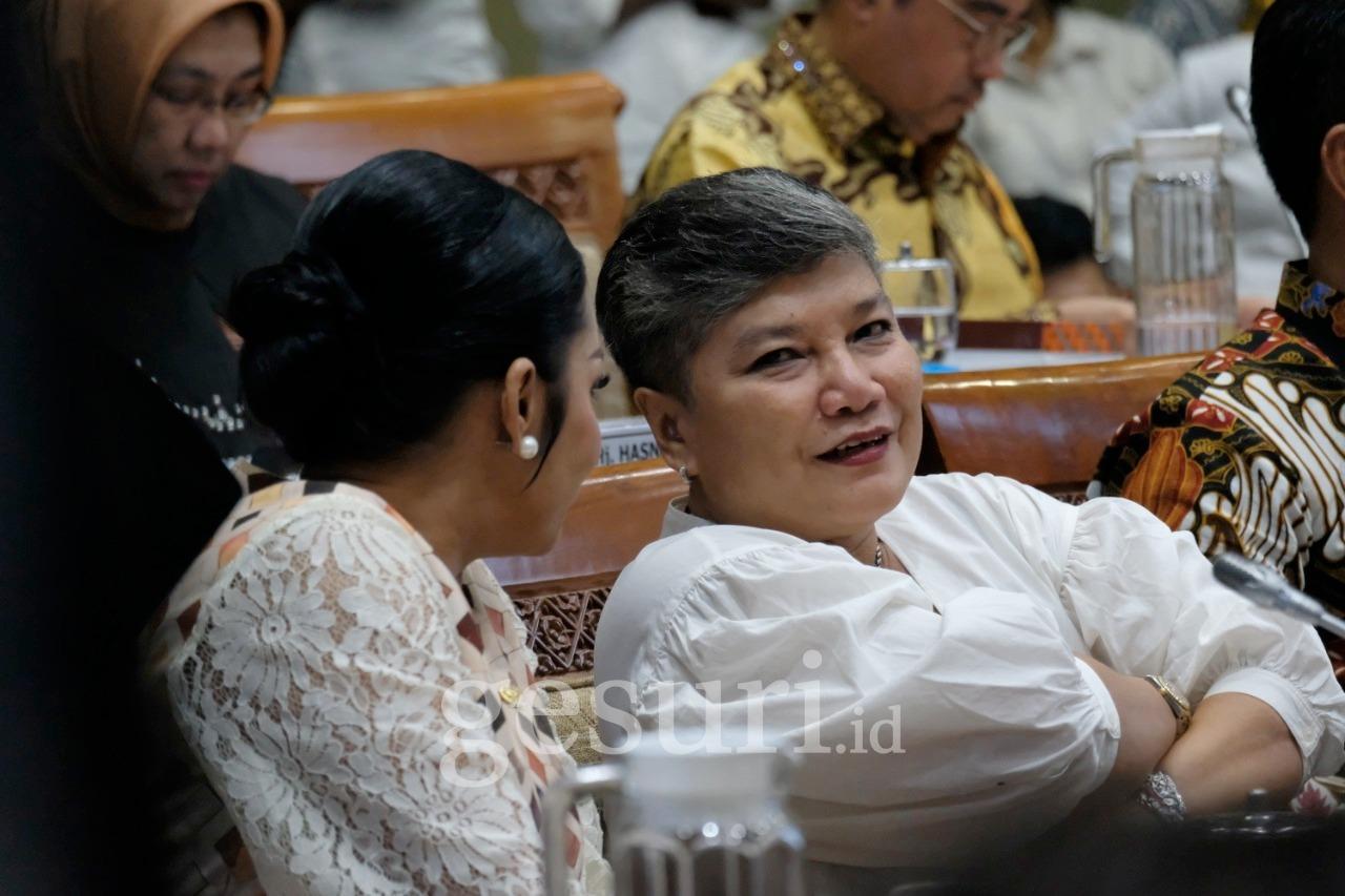 Ribka Tanyakan Strategi Utama Menteri Kesehatan