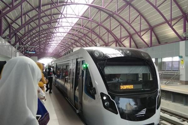 Lengkapi MRT, Uji Coba LRT Cibubur-Cawang November Ini