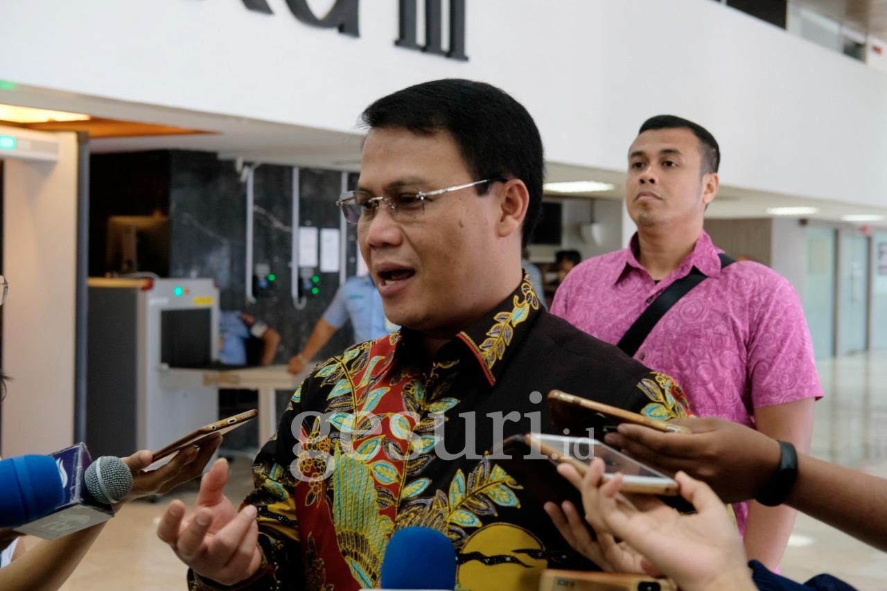 Hubungan Megawati-Paloh, Basarah: Jangan Dilihat Personal