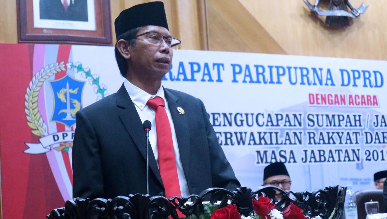 Cak Awi Mediasi Polemik Stadion Gelora Bung Tomo