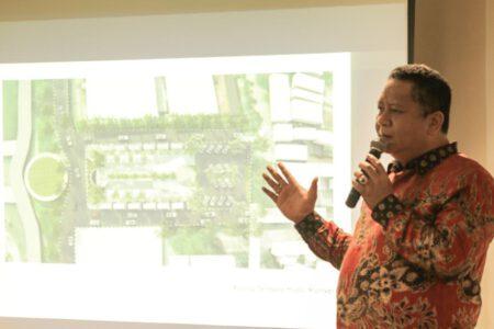 Whisnu Sakti Tawarkan Konsep Baru Kota Surabaya