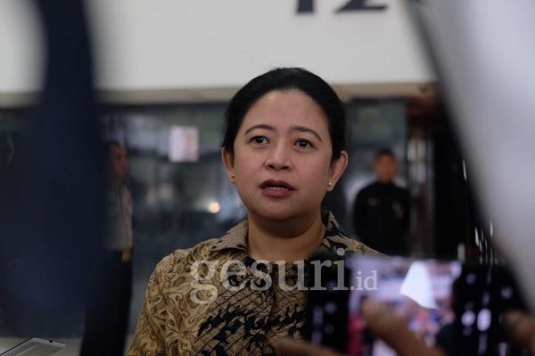 Puan Akan Konfirmasi ke Mahfud Soal Pencekalan Rizieq Shihab
