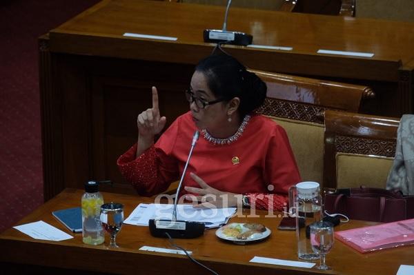 My Esti Ingatkan Pendidikan Pancasila Masuk Omnibus Law