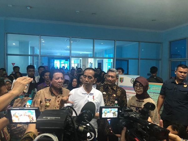 Jokowi Temukan Banyak Peserta BPJS Mandiri Daripada PBI