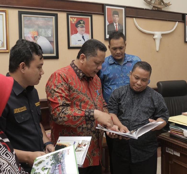 Whisnu Dorong Peran Aktif Karang Taruna Dalam Pembangunan