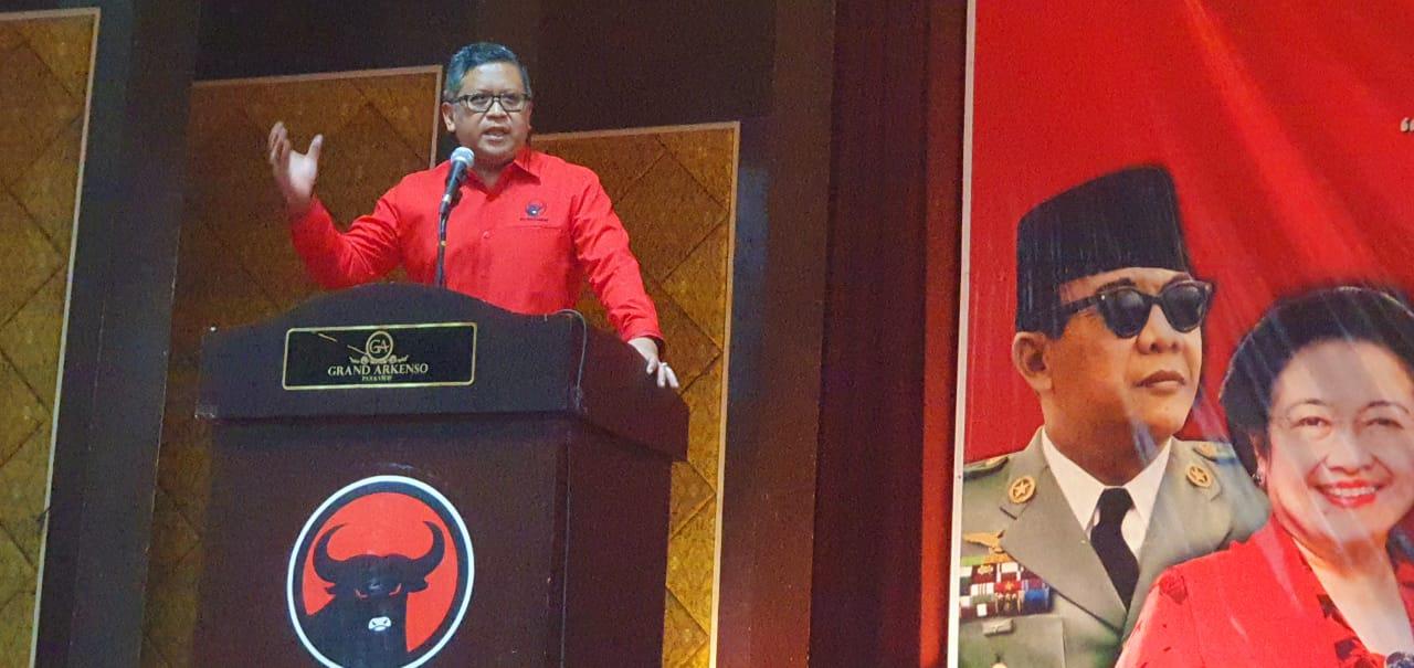 Hasto Tegaskan Anggota DPRD Tidak Boleh Korupsi
