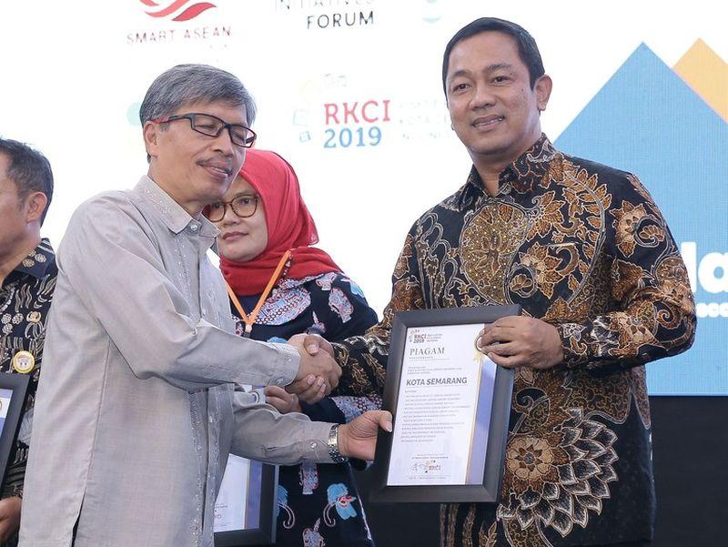 Mantap, Semarang Sabet 9 Kategori Kota Cerdas
