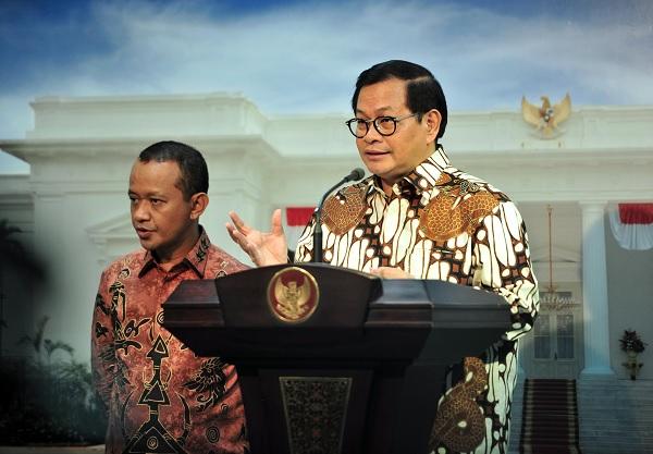 Presiden Putuskan Kewenangan Perizinan Sepenuhnya ke BKPM