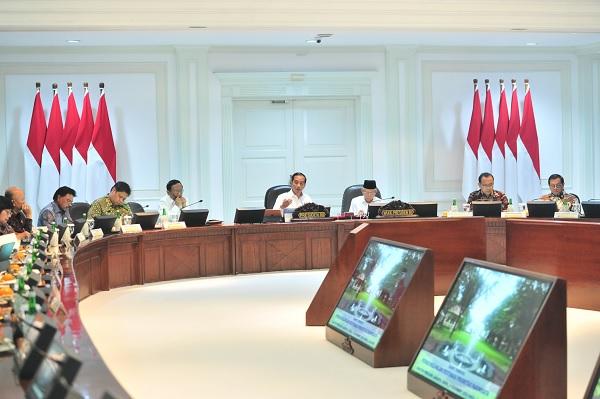 Jokowi Ingatkan Cepat Kembangkan Destinasi Prioritas Wisata