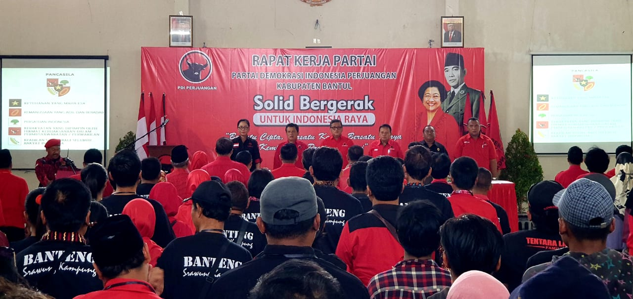 Ibu Megawati Instruksikan Kader Turun Ketemu Rakyat