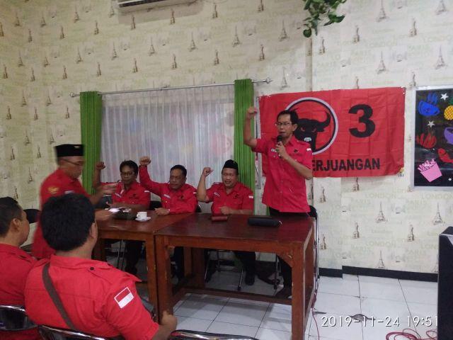 PDI Perjuangan Terus Eratkan Jaringan di Kota Surabaya