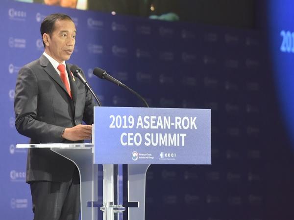 Presiden Jokowi Dorong ASEAN & Korea Lakukan Tiga Terobosan
