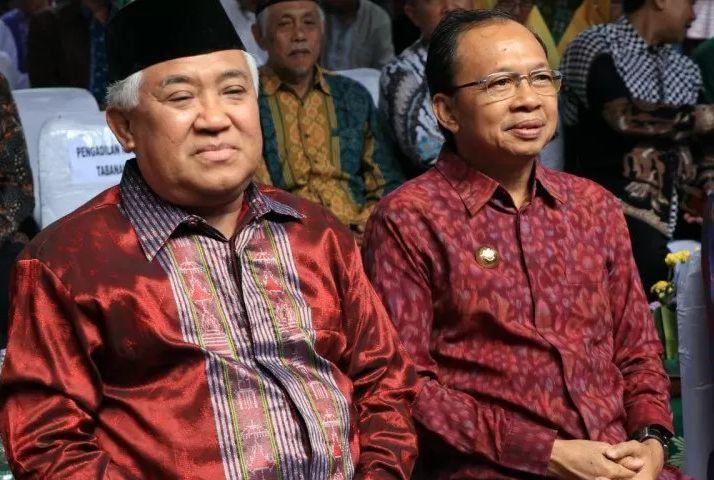 Koster: Jaga Bali Sebagai Pulau yang Penuh Toleransi