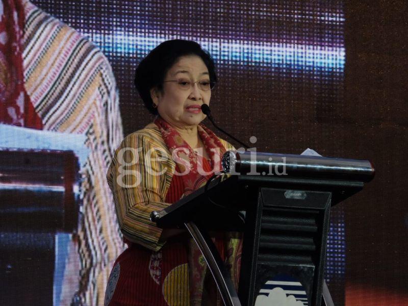 Megawati Ajak Media Utamakan Isu Perubahan Iklim