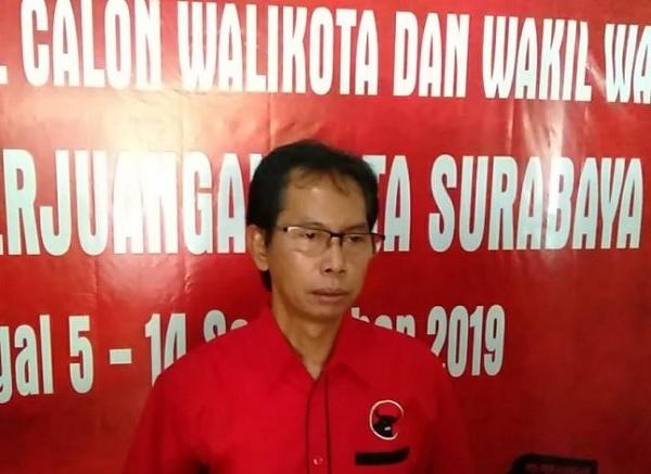 Ibunda Ketua DPC PDI Perjuangan Adi Sutarwojono Wafat