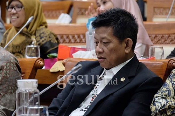 Willy Minta Menteri ESDM Permudah Perizinan Galian C