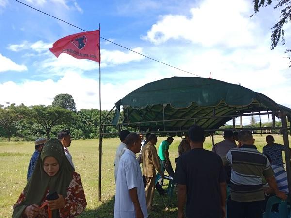 Aktivis Hilang, PDI Perjuangan Beutong Dirikan Posko Darurat