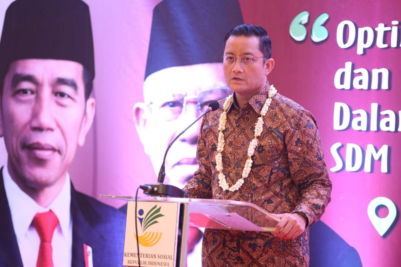 Mensos Harapkan PKH Mampu Kikis Radikalisme