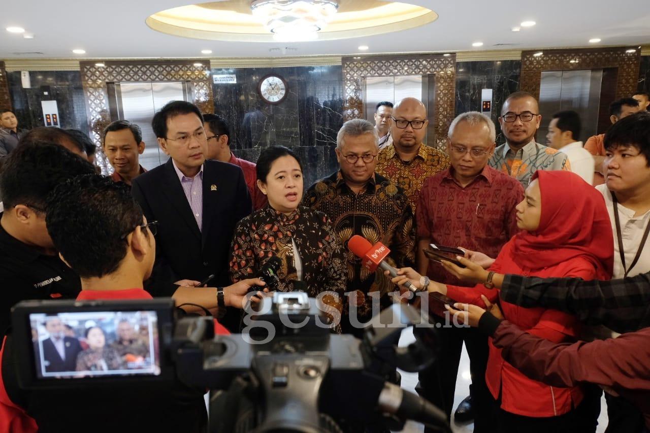 Pilpres Oleh MPR, Puan Paparkan Masih Dikaji Komisi II