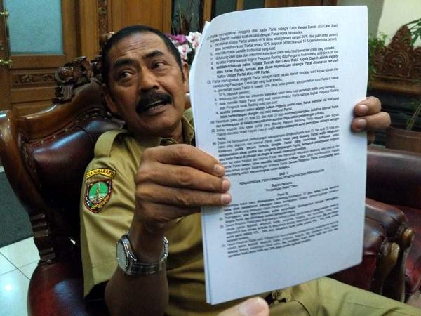 Soal SE DPP PDI Perjuangan, Rudy: Tak Ambil Pusing