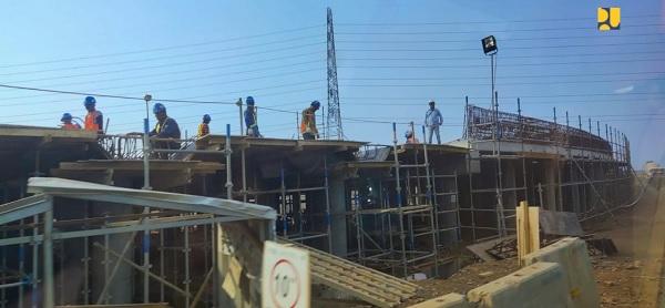 Basuki: Jalan Akses Pelabuhan Patimban Rampung April 2020