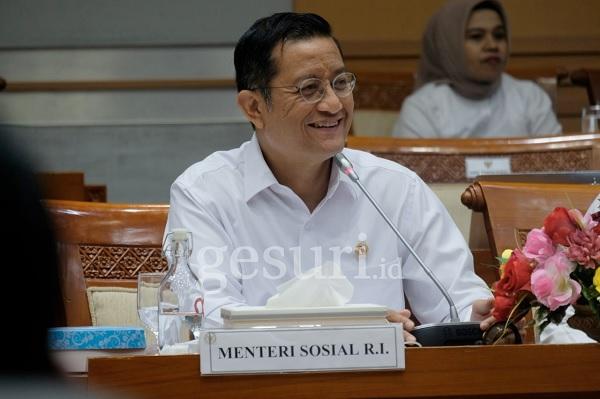 Mensos: 95% Anggaran Untuk Bantuan Pangan dan PKH