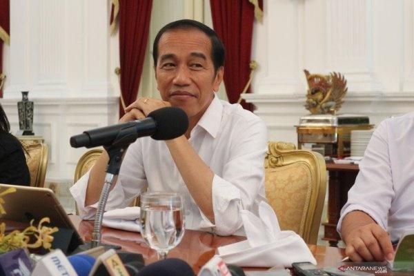 Jokowi: Soal Perpanjangan SKT FPI Urusan Menteri Terkait
