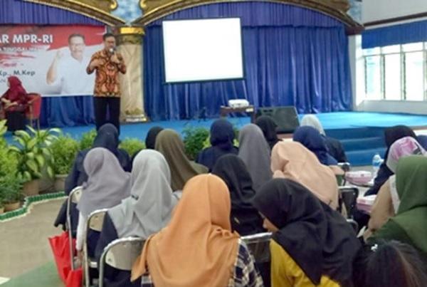 Edy Wuryanto Tekankan Milenial Harus Sadar Konsep Berbangsa