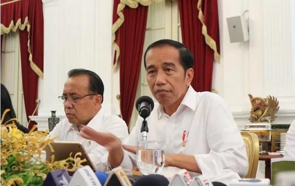 Presiden Jokowi Sebut Munas Urusan Internal Golkar