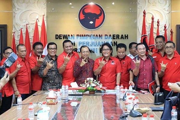 Pilkada Bali, PDI Perjuangan Diramaikan Paket Para Kader