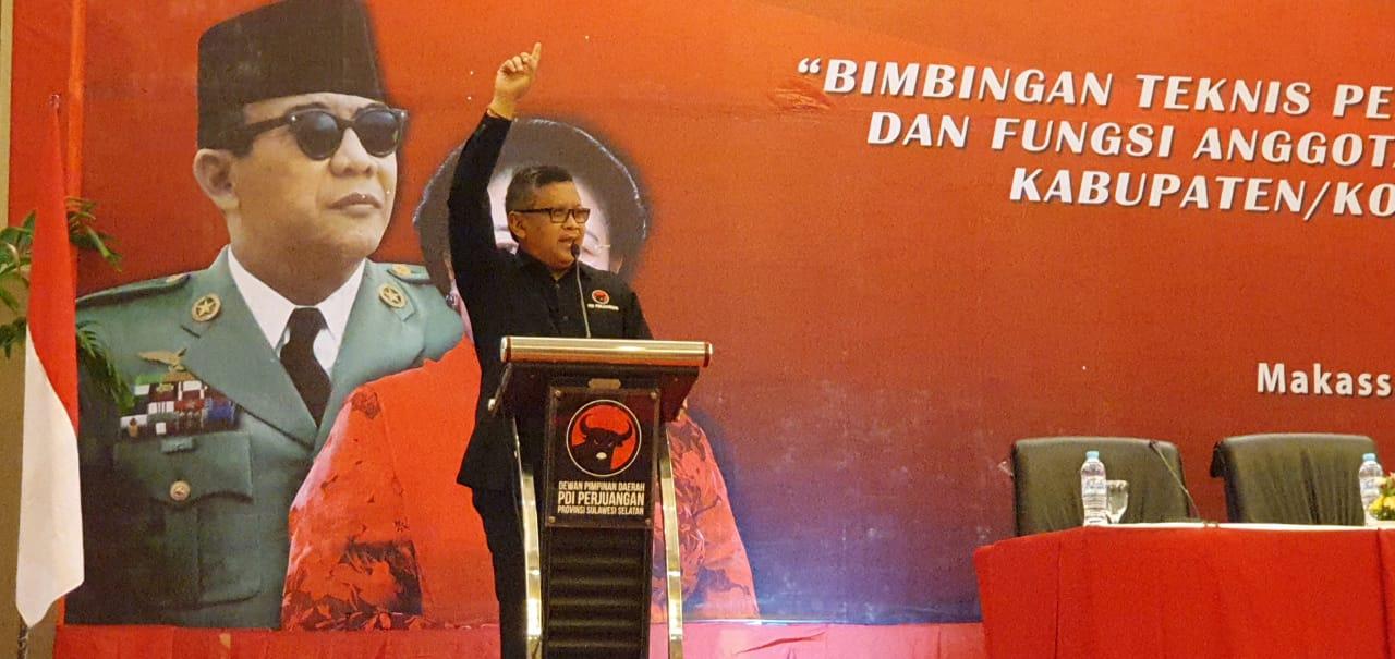 Kader PDI Perjuangan Diminta Jaga Amanat Rakyat