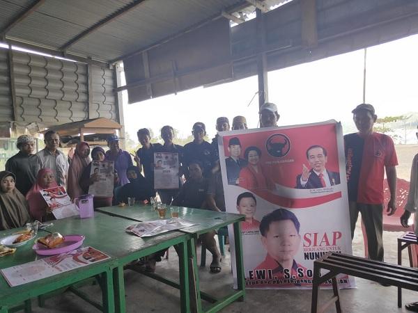 Reses, Lewi Akan Perjuangkan Aspirasi Warga di 3 Kecamatan