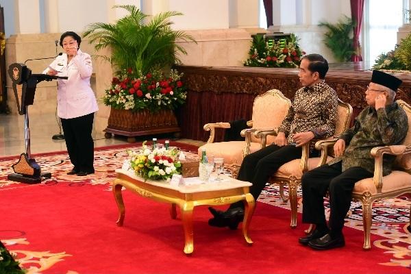 Megawati Tantang Pendukung Khilafah Dialog di DPR