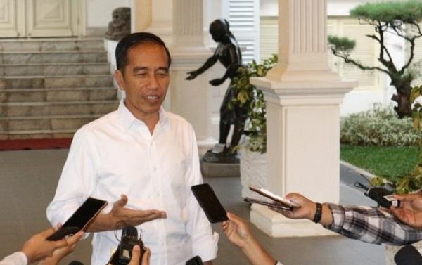 Jokowi Teken PP Perdagangan Melalui Sistem Elektronik