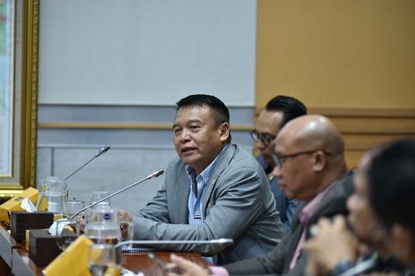Hasanuddin Dorong KIP Keluarkan Indeks Keterbukaan Informasi
