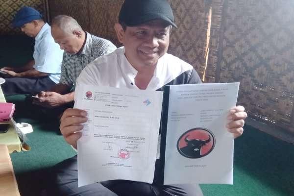 Pilkada Sragen, Joko Mengaku Tak Gentar Lawan Yuni