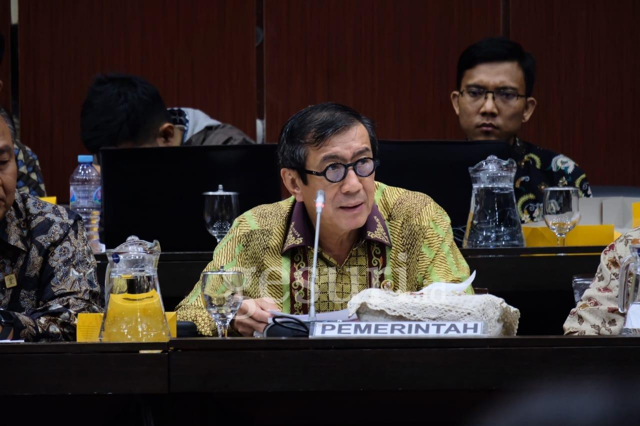 UU Tidak Larang Eks Napi Korupsi Ikut Pilkada